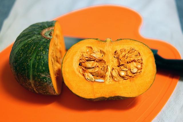 かぼちゃってすごい!栄養や効能など、ちょこっと調べてみました。