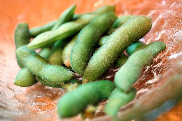 【ピリ辛鶏じゃが】【枝豆の美味しいゆで方と保存方法】